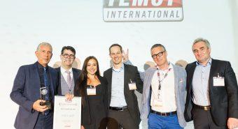 Osram – Distinção nos prémios Temot International