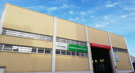 Atelier Auto Manos Barros adere à rede Drive Repair