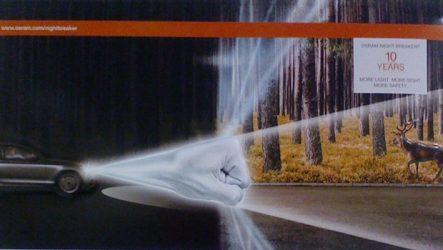Osram – Décimo aniversário das lâmpadas Night Break Laser