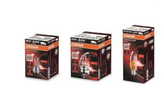 Osram – Campanha para lâmpadas Truckstar Pro 24V