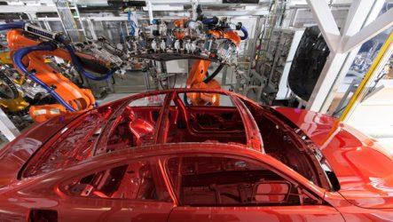 Produção Automóvel Nacional. Crescimento de 4,9% em 2014