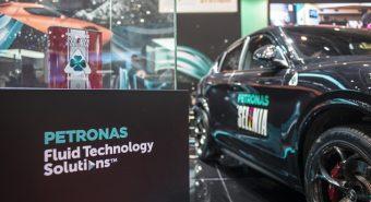 Petronas estreia dois lubrificantes no Salão de Genebra