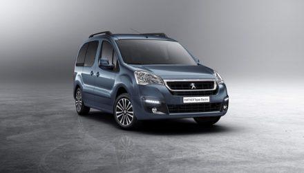 Peugeot – Partner Tepee Electric em Genebra
