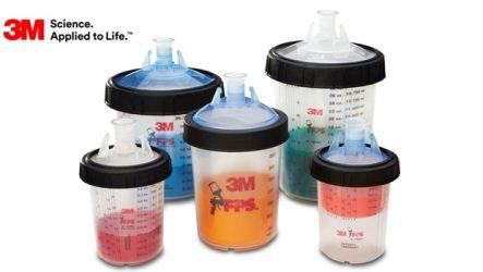3M – Sistema de preparação de pintura PPS