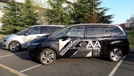 PSA – Testes a autónomos em Paris