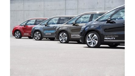 Grupo PSA – Testes a veículos autónomos