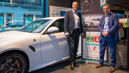 Petronas – Dois novos lubrificantes para Alfa Romeo Giulia
