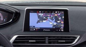 Peugeot – Connect Nav 3D nos 208, 2008 e 508