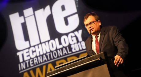 Michelin destaca-se no Tire Technology Awards
