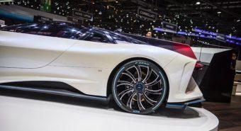 Pirelli P Zero foi opção para maioria das marcas premium no Salão de Genebra