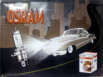 "Osram com campanha ""Light Test"""