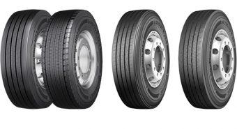 Continental. Terceira geração de pneus para autocarros e camiões como equipamento de origem