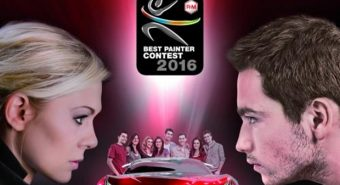 """R-M Automotive Paints – Competição """"Melhor Pintor R-M do Mundo"""" realiza-se em setembro"""