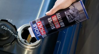 Liqui Moly. Aditivo Super Diesel potencia poupança