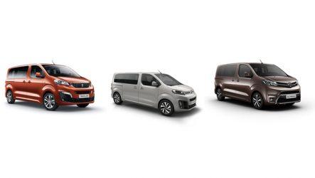 PSA/TME. Novos veículos comerciais
