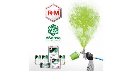 BASF R-M eSense – Sustentabilidade reconhecida