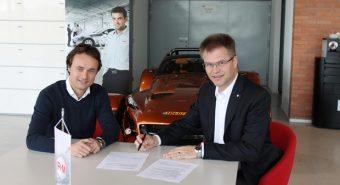 R-M – Cooperação com marca holandesa Donkervoort