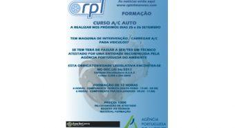 RPL Clima. Inscrições abertas para curso de ar condicionado
