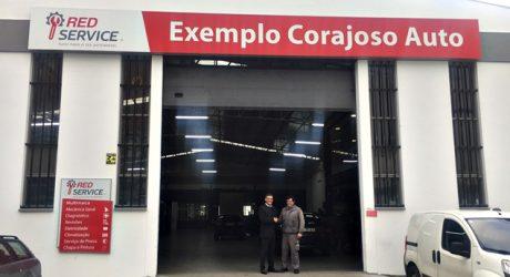 Primeira oficina em Braga