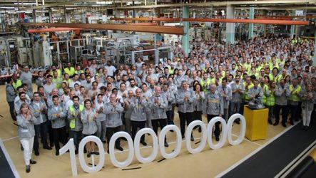 Renault Cacia – Dez milhões de caixas de velocidades produzidas
