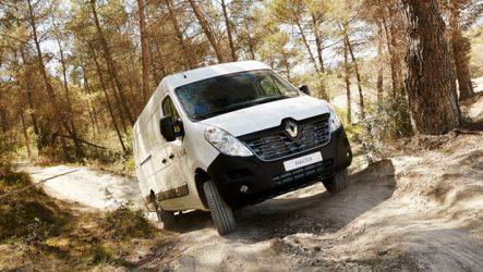 Renault. Novas soluções de tração para VCL