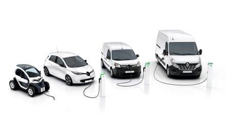 Renault – Master ZE estreia-se em Bruxelas