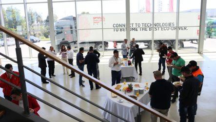 Renault Trucks – Primeira etapa do Optifuel Challenge já tem vencedor