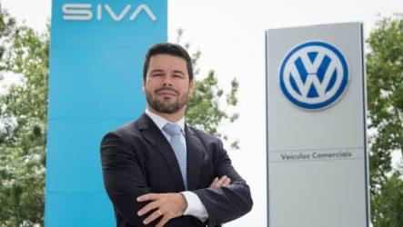 Volkswagen – Novo diretor-geral de Veículos Comerciais