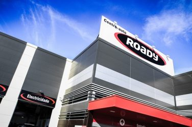 Roady – Novo centro na Malveira