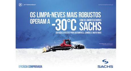 Campanha Sachs destaca eficácia a temperatura baixa