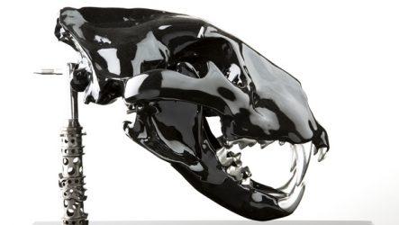 Spies Hecker – Tintas revestem esculturas em fibra de carbono