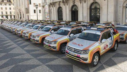 SIVA – ISN recebe 28 Volkswagen Amarok para vigilância das praias