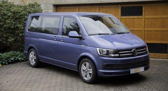 ST suspensions – Oferta alargada para Volkswagen Transporter T6