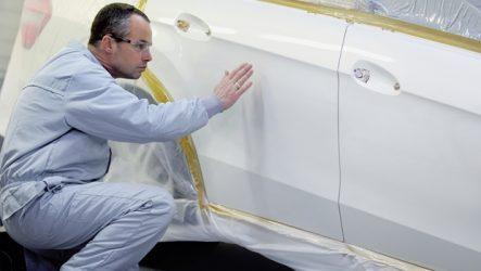 Standox – Conselhos para repintura de brancos nacarados tricamada