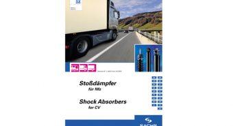 SACHS. Novo catálogo 2015 para pesados já disponível