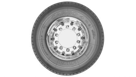 Sava – Novo pneu de atrelado para camião