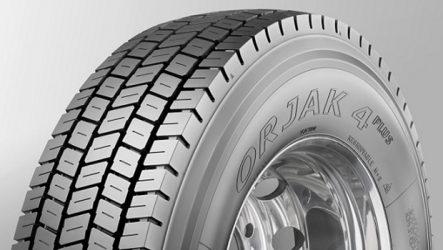 Sava. Novos pneus para camião