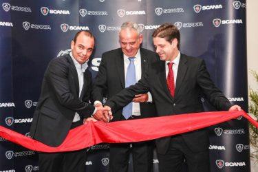 Scania – Inauguração de instalações em Braga