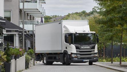 Scania – Nova gama de camiões de distribuição