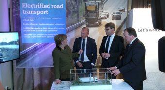 Estradas elétricas – Suécia e Alemanha reforçam parceria