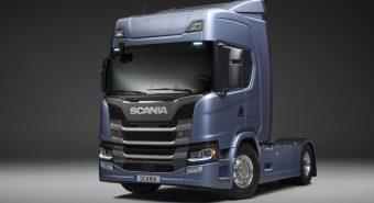 Scania – Novas cabinas e motores