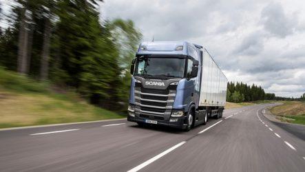 Scania – Nova geração de camiões apresentada em Paris
