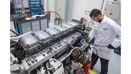 Scania. Novo laboratório no Brasil