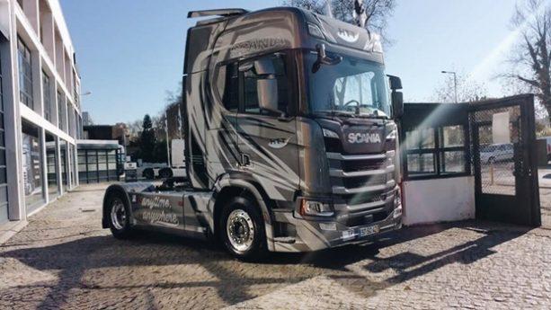Scania – Nova geração de camiões chegou a Portugal