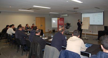 Academia Spinerg aposta na formação dos parceiros