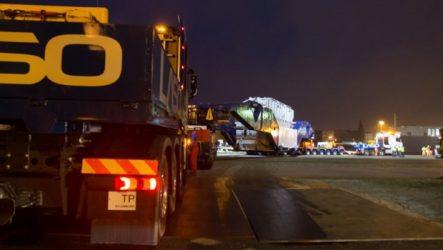 Laso – Transporte mais pesado em Portugal