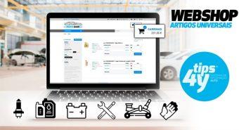 TIPS 4Y lança nova webshop de artigos universais