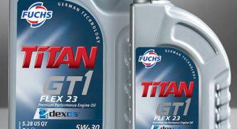 FUCHS apresenta novo lubrificante TITAN GT1 FLEX 23