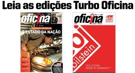 Turbo Oficina 69, de fevereiro, já disponível