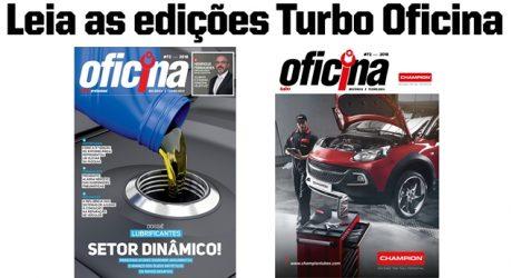Turbo Oficina 72 – expoMecânica e lubrificantes em destaque